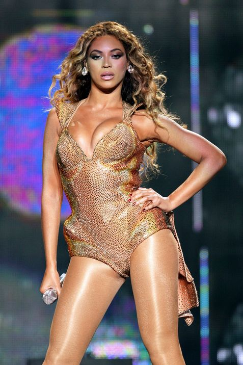 US-BEYONCE-IN-CO
