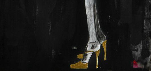 Sombras de una mujer por Stella Nolasco
